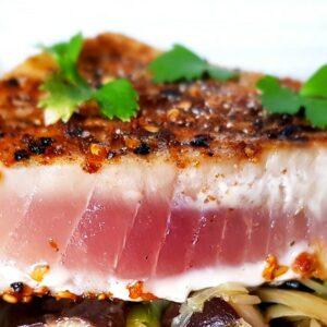 tonijn steak